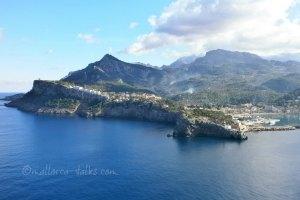 Ausflüge mit dem Mietwagen auf Mallorca - Port de Soller