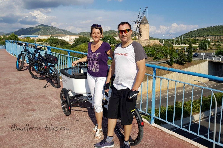E-Bikes mieten auf Mallorca - Testtour in Santa Ponsa