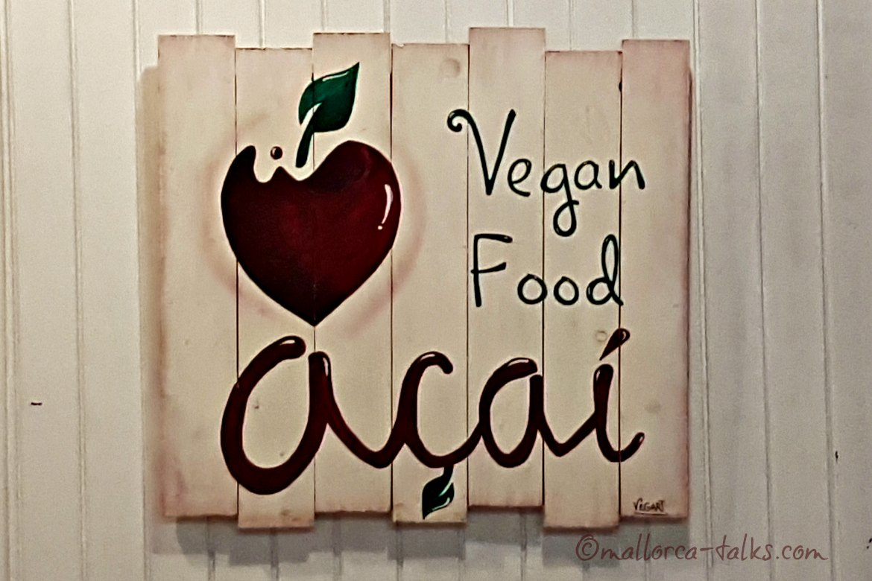 vegan essen in Inca - Acai