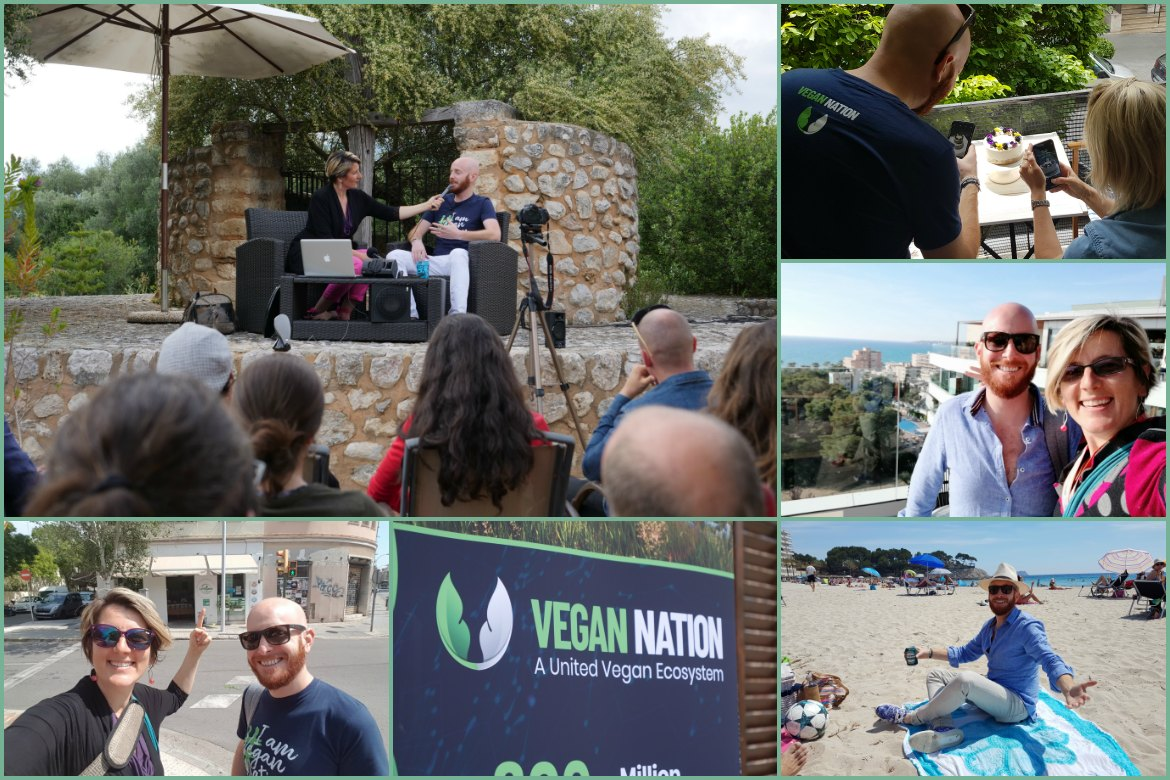 Mallorca Talks Tour durch Mallorca mit VeganNation