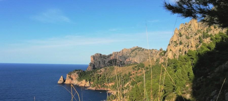 Wanderung Cala Tuent zum ehemaligen Elektrizitätswerk