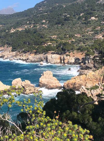 Piratenweg von Es Cap Deia