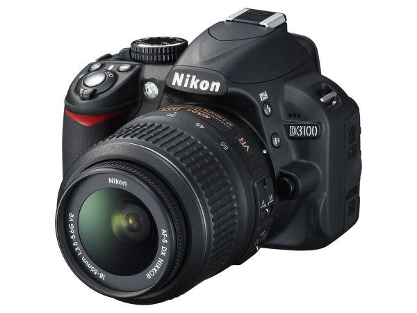 Cámaras réflex - Nikon D3100