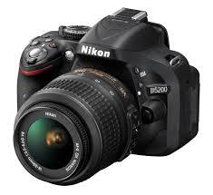 Cámaras réflex - Nikon D5200