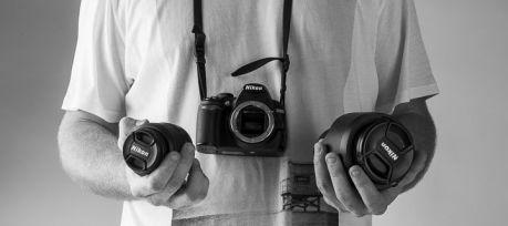 Como cambiar el objetivo de tu cámara. Fácil, rápido y seguro