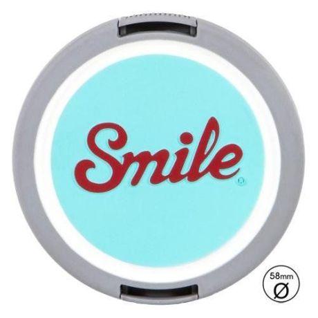 Tapa objetivo Smile