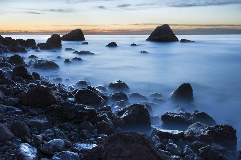 Playas de Mallorca: Es Canyeret, Llucalcari