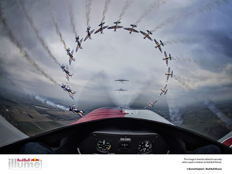 Photographer: Daniel Vojtech Red Bull Illume 2016 Category: Sequence Athletes: Miroslav Krejci, Jan Rudzinskyj, Stanislav Cejka and Jan Tvrdik Location: Jaromer, Czech Republic