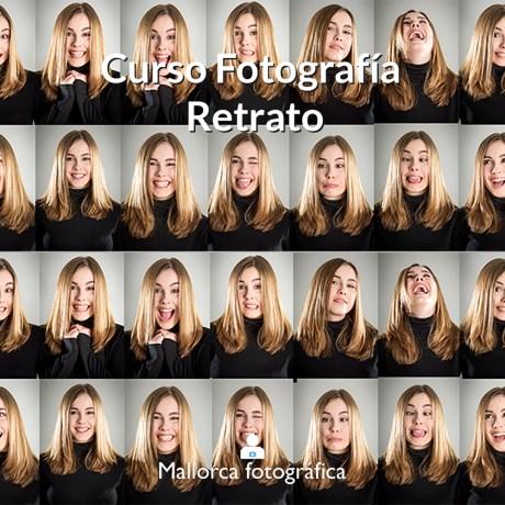 Curso Fotografía Retrato