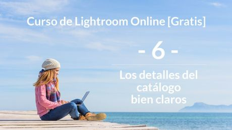 Detalles catalogo lightroom