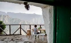 Felsenhöhle Gran Canaria