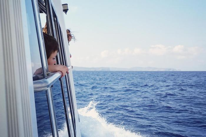 Expressboot zur Insel