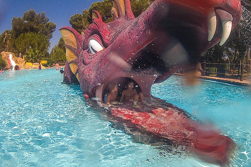 Wasserpark Mallorca: Aqualand Arenal