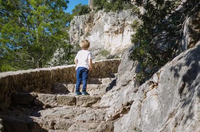 Castell Burg von Alaro Mallorca