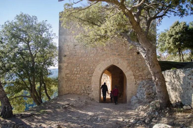 Burgruine Castell d'Alaró