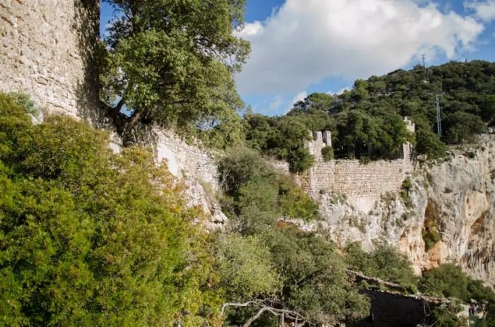 Familienwanderung Mallorca: Castell d'Alaro