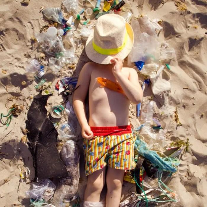 Mallorca ohne Plastik Müll