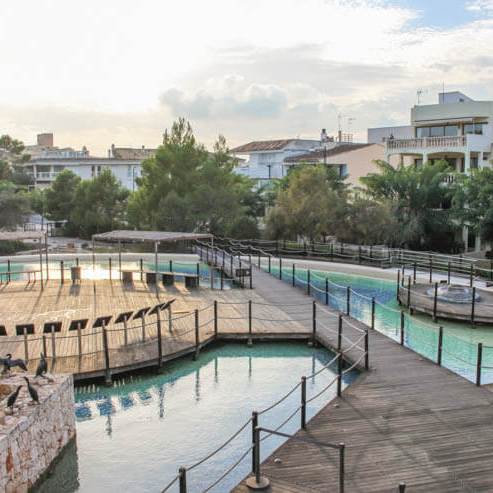 Besucherzentrum Cabrera
