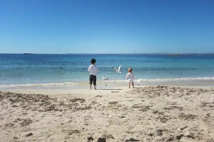 Mallorca Es Trenc für Kinder