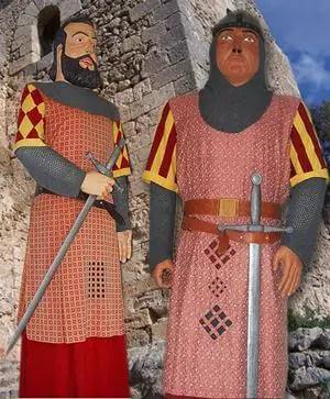 Cabrit & Bassa - Burg von Alaró