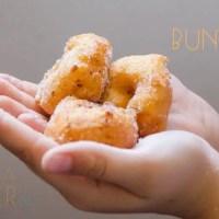 Bunyols: Mallorquinische Donuts