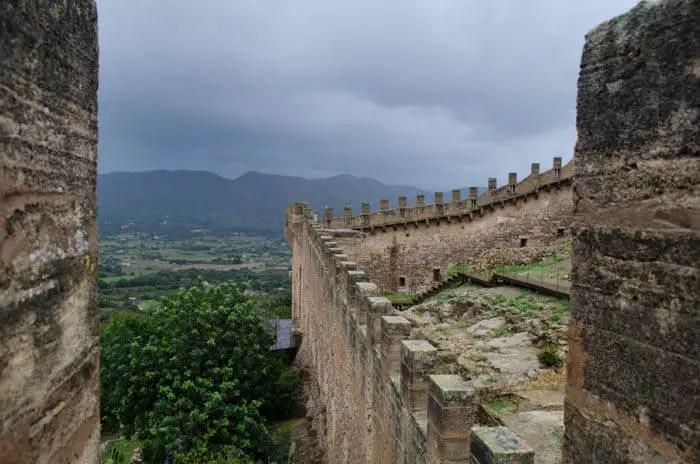 Mittelalterliche Burg von Capdepera