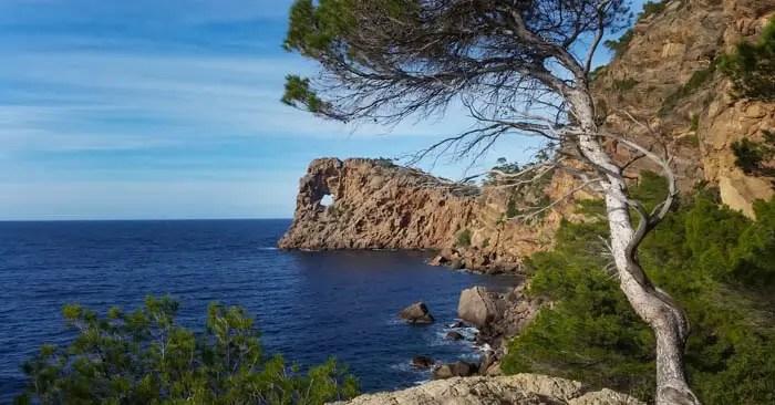 Sa Foradada - Wandern mit Kindern auf Mallorca - Tramnuntana