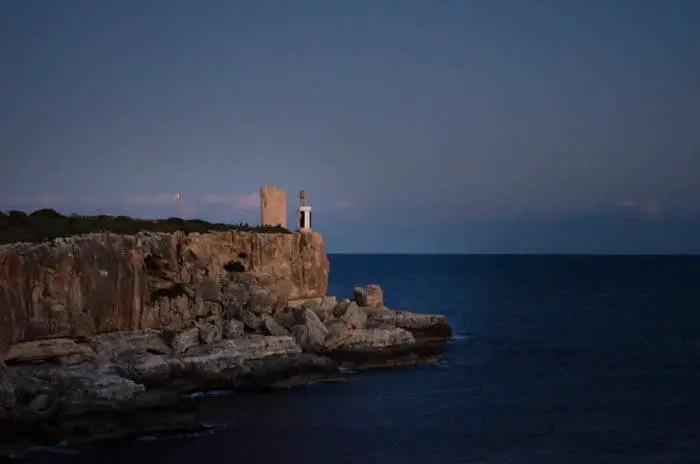Piratenleuchtturm Mallorca Wachtürme