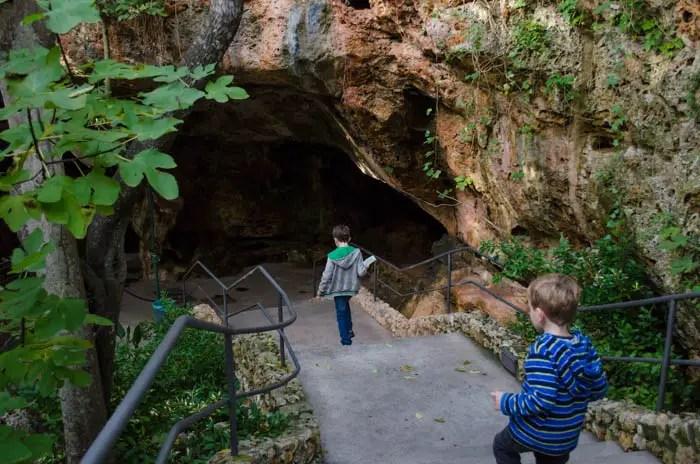 Die Höhlen von Hams, Mallorca