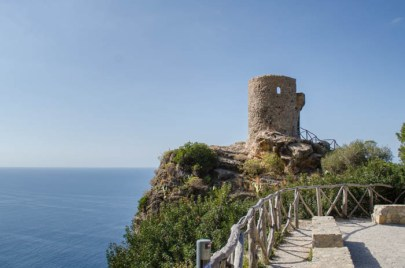 Wachtürme auf Mallorca: Torre ses Verger