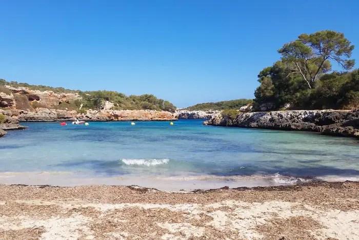 Strand Cala Sa Nau Mallorca