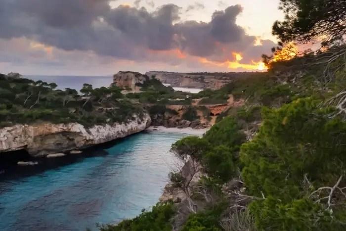 Es Calo des Moro Mallorca