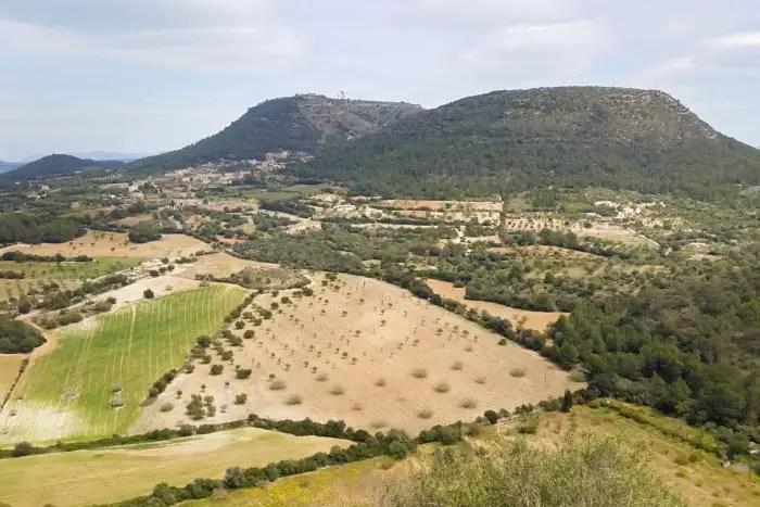 Wandern auf Mallorca: Puig de Randa