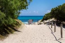 Mallorca mit Kindern: Playa de Muro
