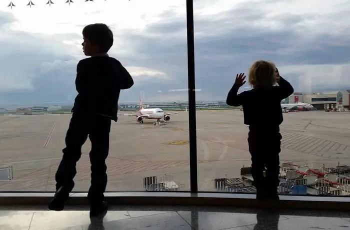 Flugreisen mit Kindern nach Mallorca