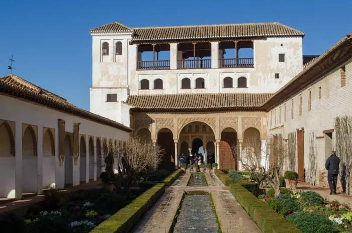 Alhambra: Generalife