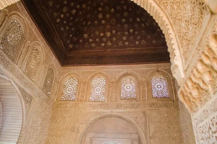 Alhambra: Nasridenpalast