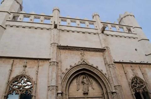Altstadt Palma: La Lotja