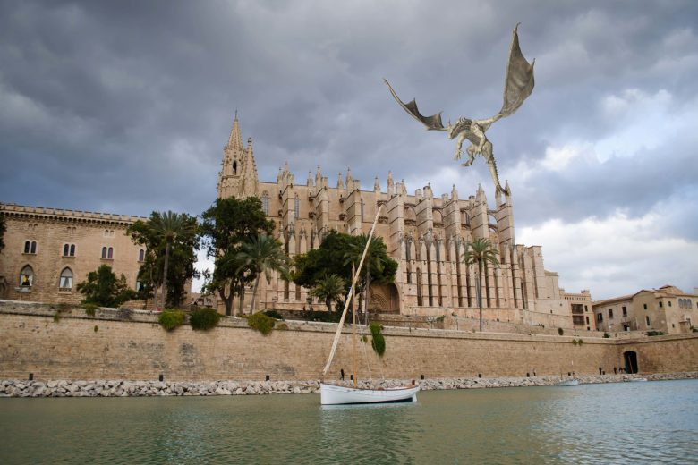 Drachen in Palma: Drac de Na Coca