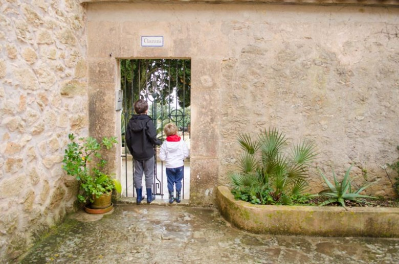 Kloster auf Mallorca: Ermita Sant Honerat