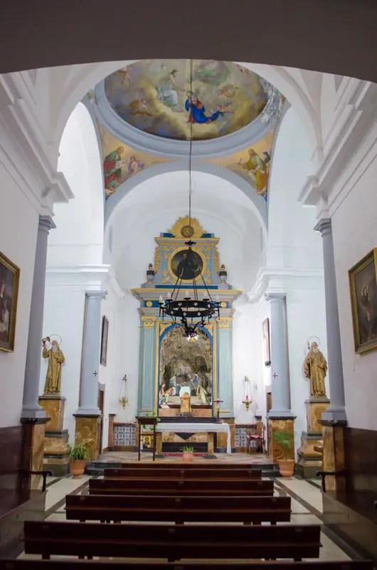 Kapelle der Einsiedelei Ermita de Betlem