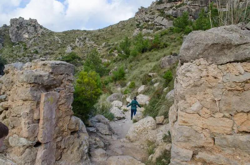 Wanderung Ermita Betlem