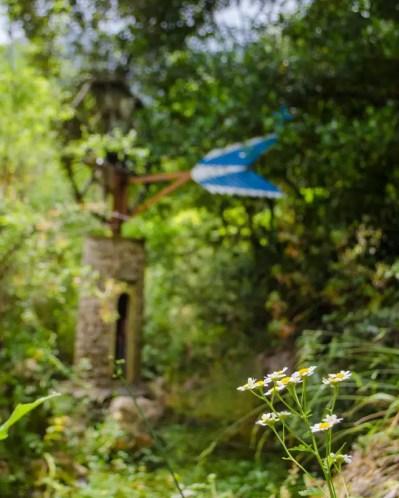 Kloster Lluc: Botanischer Garten