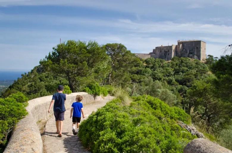 Kloster auf Mallorca: Kloster Sant Salvador Felanitx