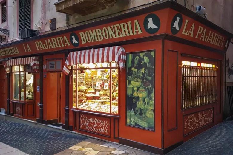 La Parjita Einkaufen in Palma