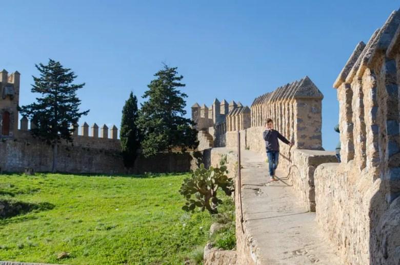 Arta: Burg San Salvador