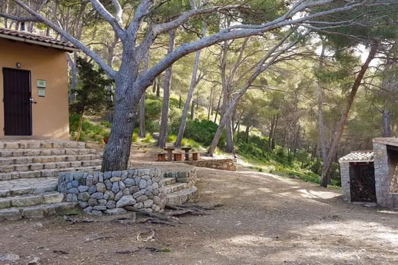 Wanderherberge Coll Baix - Mallorca Urlaub 2021