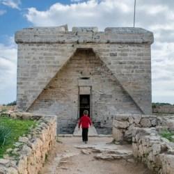 Castell de Punta d'Amer
