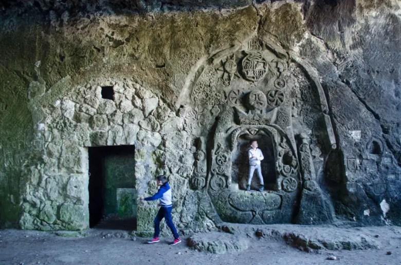 Seefahrerhöhle Portals Vells