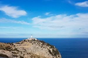 Leuchtturm Far de Formentor am Cap de Formentor